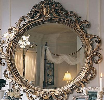 Как сделать имитацию старинного зеркала