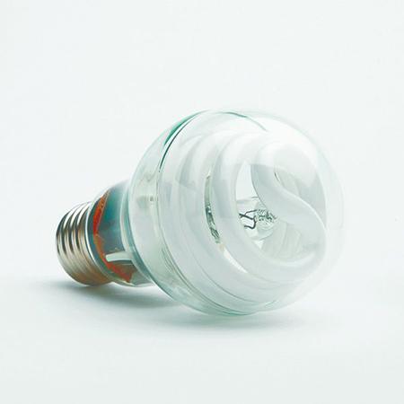 Гибридные галогенно-флуоресцентные лампочки накаливания