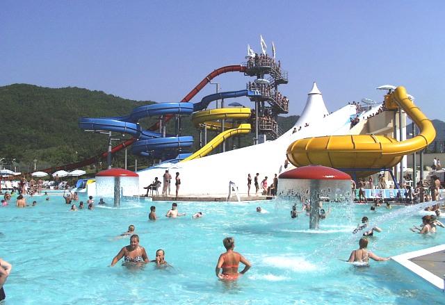 аквапарк на Кубани
