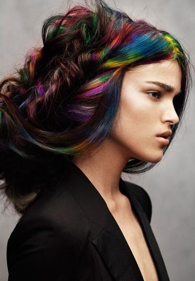 Как стилисты красят волосы в 2016 году
