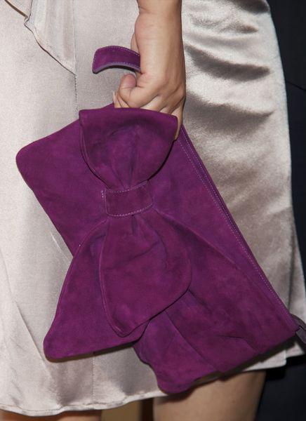 Банты на сумках