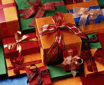 Много подарков