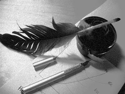 если нет темы, все равно начать писать