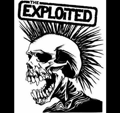 Как сделать нейл-арт в стиле панк-рок