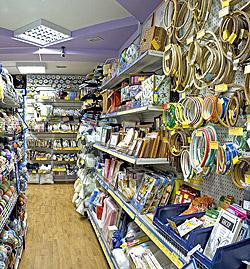 Магазины рукоделия в москве вышивки