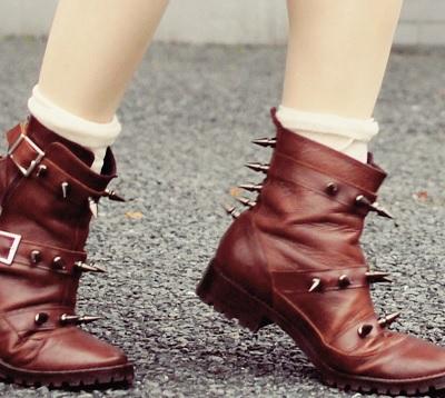 Как сделать модную обувь для подростка