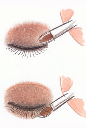 Как сделать макияж в стиле «Smoky eyes»