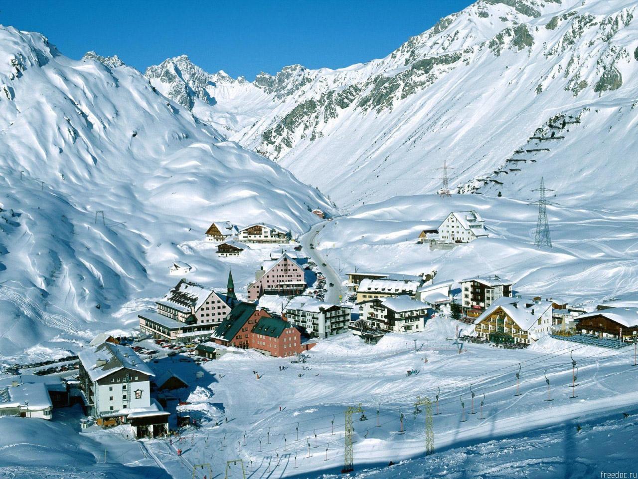 Как безошибочно выбрать горнолыжный курорт в Австрии?