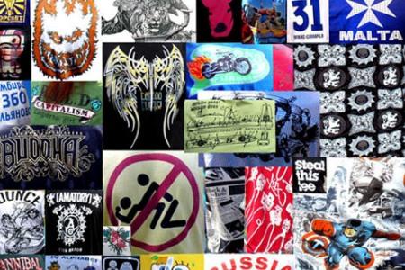 Как наносят изображение на футболки или почему лучше обращаться к профессионалам