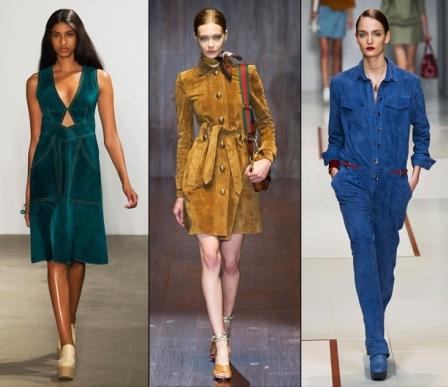 Как быть модной весной 2015