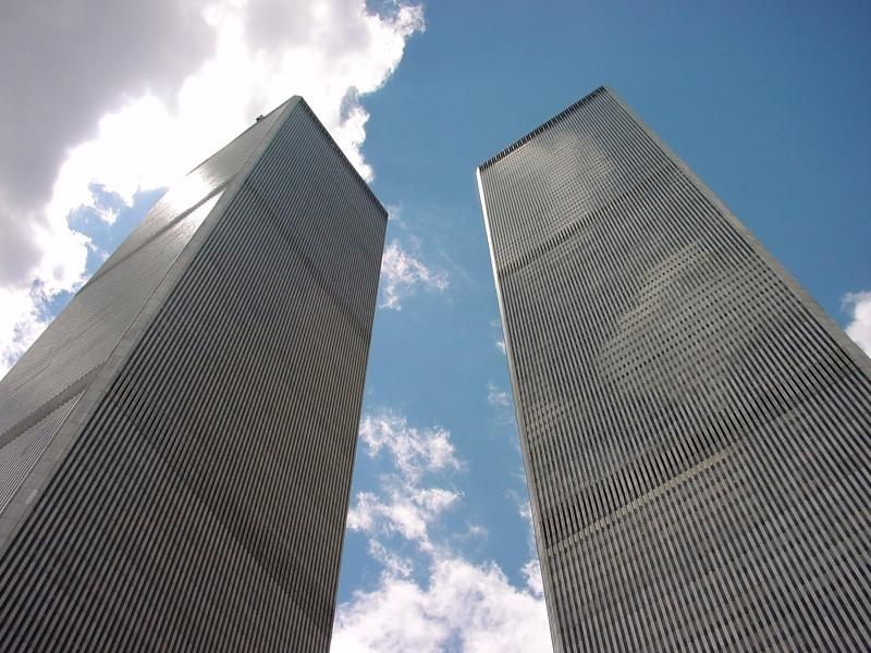 Как строились башни-близнецы Всемирного торгового центра