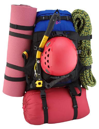 Как укомплектовать рюкзак перед походом