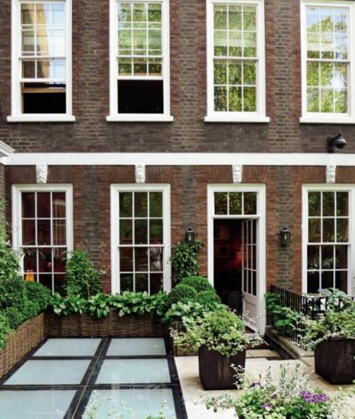 Как живут звезды: особняк Стинга в Лондоне