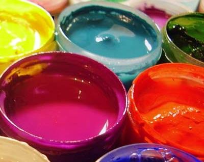 Как сделать краски в домашних условиях