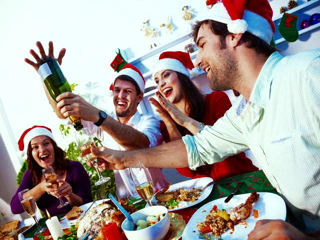 Как быстро вернуть форму после новогодних праздников?