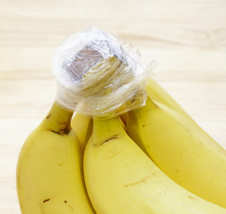 Как можно использовать пищевую пленку необычным способом?
