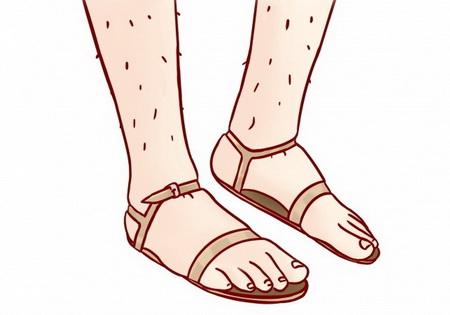 Как правильно выбрать летнюю обувь
