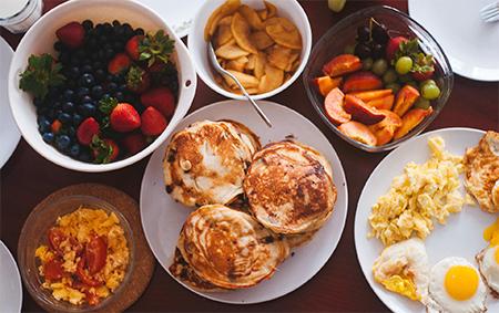 Как подобрать ингредиенты для идеального осеннего завтрака