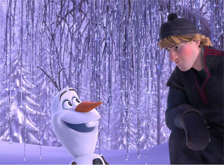 Как выбрать мультфильм для просмотра с детьми в холодный зимний вечер