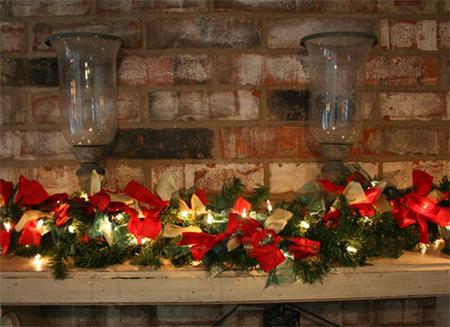 Как задекорировать дом к Рождеству своими руками