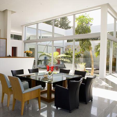 Обогревайте дом при помощи пассивной солнечной энергии