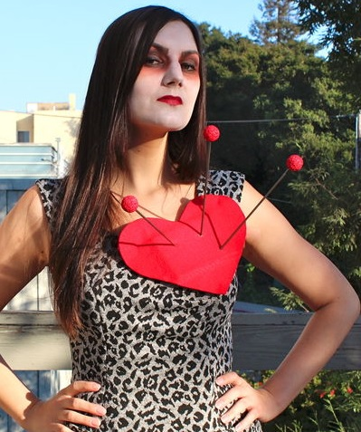 Как сделать оригинальный костюм на Хэллоуин