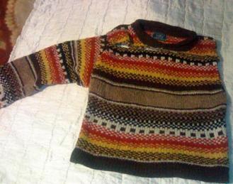 Как сшить зимние сапоги из старого свитера