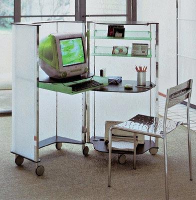 Как обустроить в своей квартире рабочий офис?