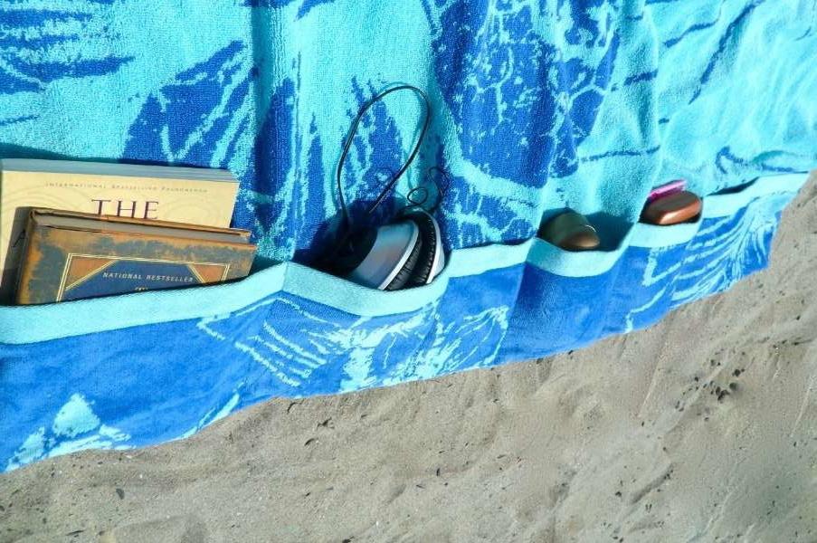 Как использовать самые крутые лайфхаки для отдыха на пляже