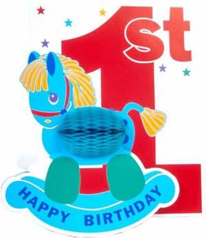 Как отпраздновать первый день рождения