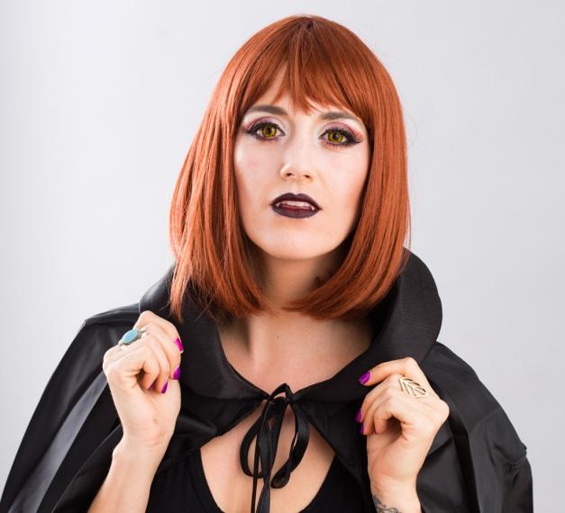 Как сделать тематический макияж на Хэллоуин: грим вампира, призрака и ведьмы