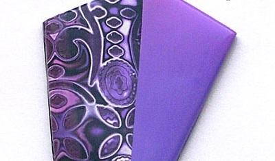 Как сделать из полимерной глины орнамент хидден мэджик