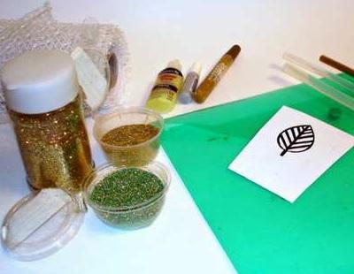 Как сделать шкатулку с золотым кружевом