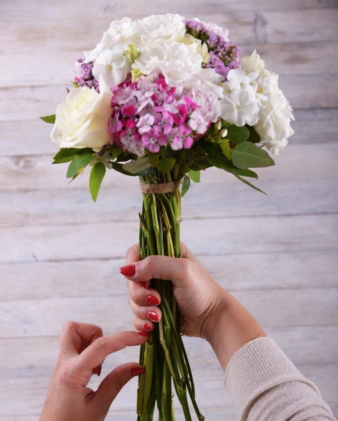 Букета цветов для невесты составление, цветов ставрополе купить