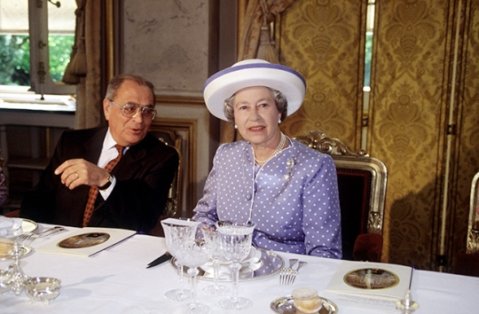 Как питается английская королева Елизавета II