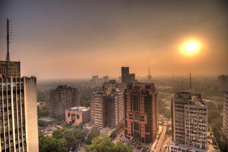 Как правило, все новички попадают именно в Дели