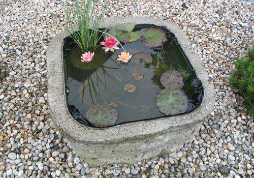 Как создать водоем на даче