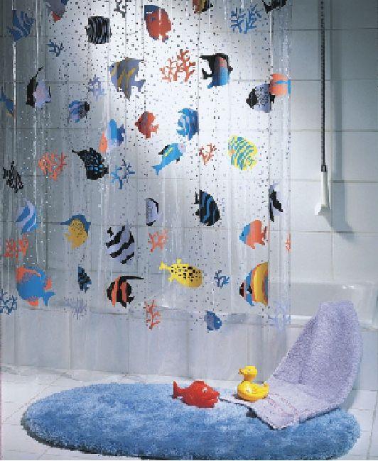 Как восстановить старые шторы и пошить новые шторки в ванной собственноручно?