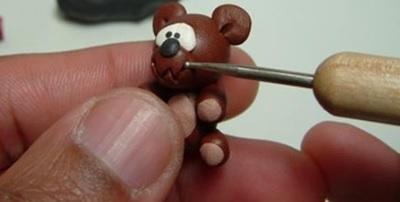 Как сделать несложных животных из полимерной глины