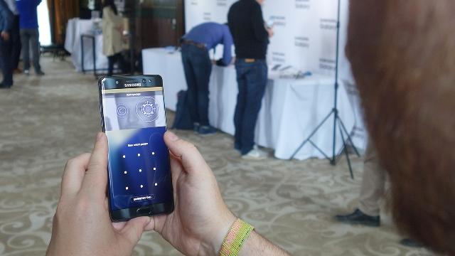 Как работает Samsung Galaxy Note7: обзор новой модели