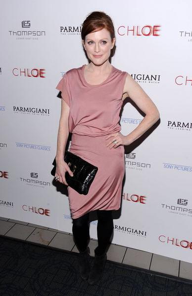 Может быть, Джулианне Мур (Julianne Moore) и 50, но она на них не выглядит!