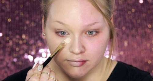 Как с помощью макияжа можно полностью изменить внешность