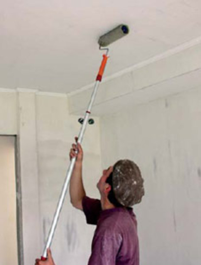 Как провести качественный ремонт потолка в квартире своими руками?