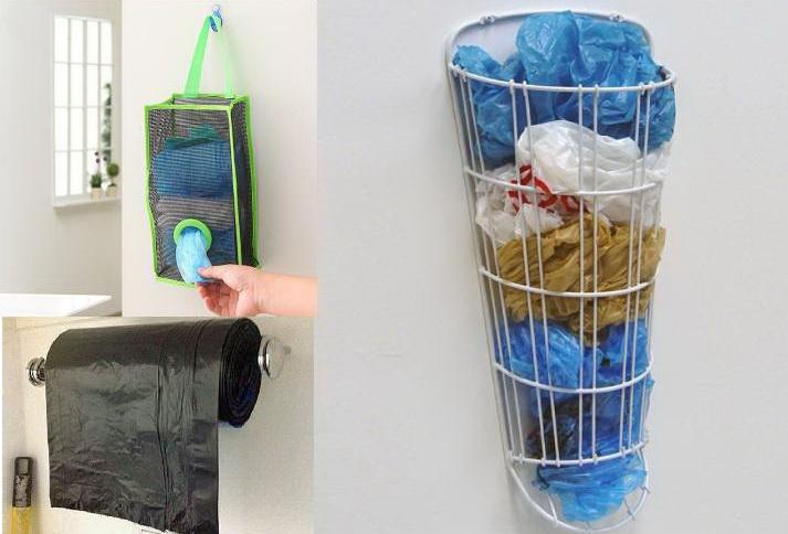 Для хранения пакетов своими руками 5