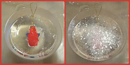 Как сварить мыло в новогодней тематике?