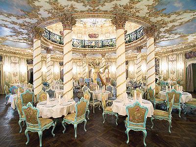 Как разнообразить вечер, или необычные рестораны Москвы