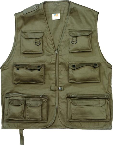 мужская жилетка с карманами