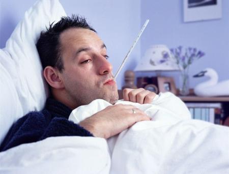 применяйте настойку во время простуды