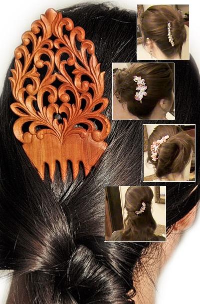 Как сделать гребень для волос