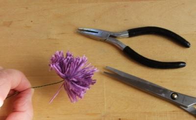 Как сделать брошки с природными мотивами